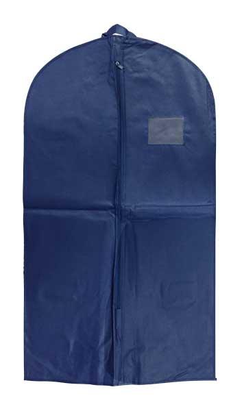 Navy fabtex bag