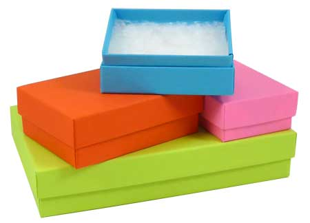 bright colored j boxes