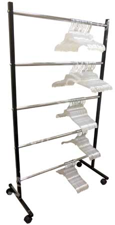 Hanger Storage Rack
