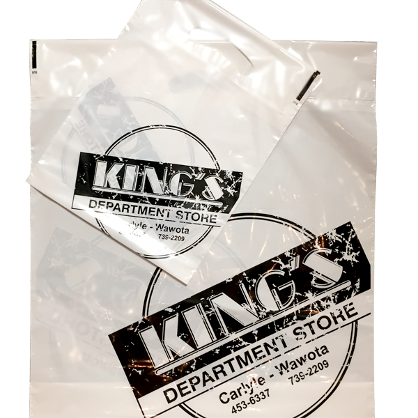 Kings Dept Store bag