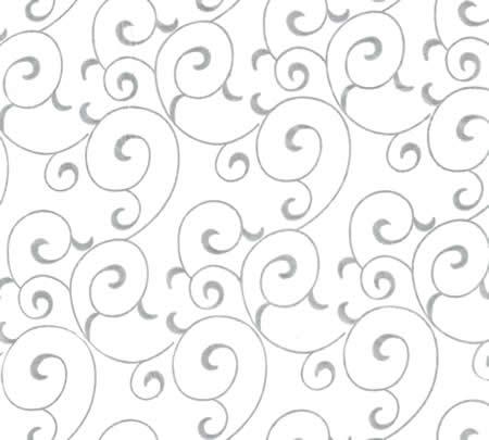 ivy swirl tissue paper