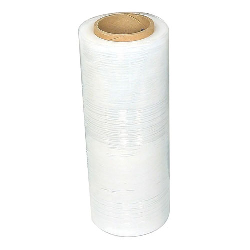 "17-1/8"" x 1476 ft. Pre-Stretched Clear Pallet Wrap Film - ea. - SKU: 656090"