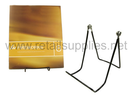 White 6A Adjustable All Wire Easel - SKU: 264890
