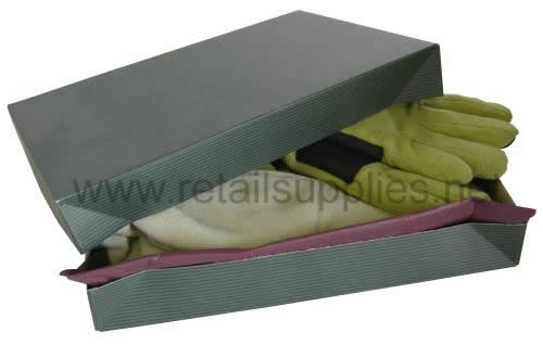 "Kraft 8X 11-1/2"" x 8-1/2"" x 1-5/8"" Garment Box for kidswear and lingerie per 100 - SKU: 622711"