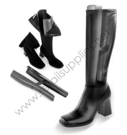 "9"" high boot shapers Rigid Boot Shapers - SKU: 264090"