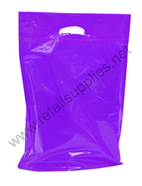 Small Purple Priced Right Boutique Bags - per 1000 - SKU: 671714