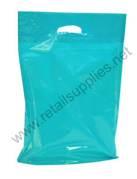 Small Teal Priced Right Boutique Bags - per 1000 - SKU: 671732