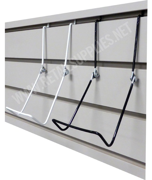 Black Slatwall Adjustable Wire Easel - SKU: 264910
