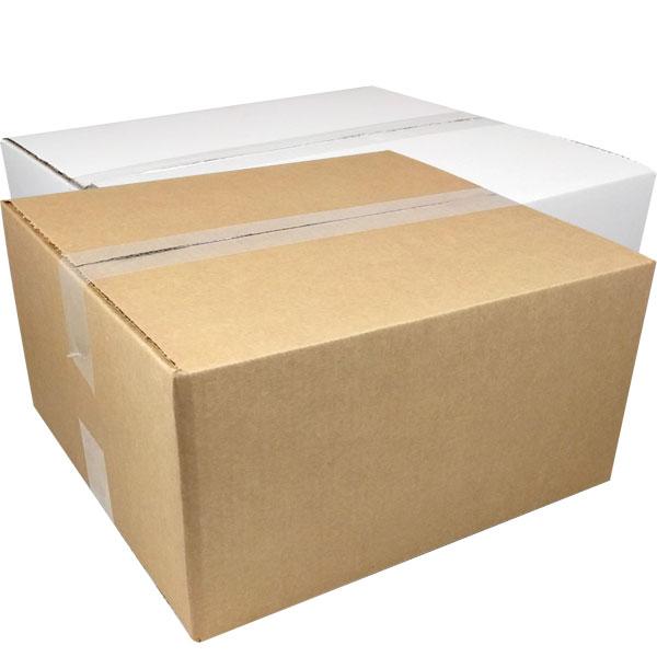 "655965 - 13 1/4""w x 6 2/3""h x 12 5/8""d Corrugated Shipping Box - Kraft"