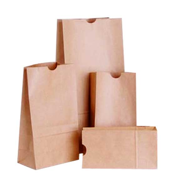 "660710 - Hardware Style Paper Bags - 5-1/4"" x 3-7/16"" x 10-15/16"""