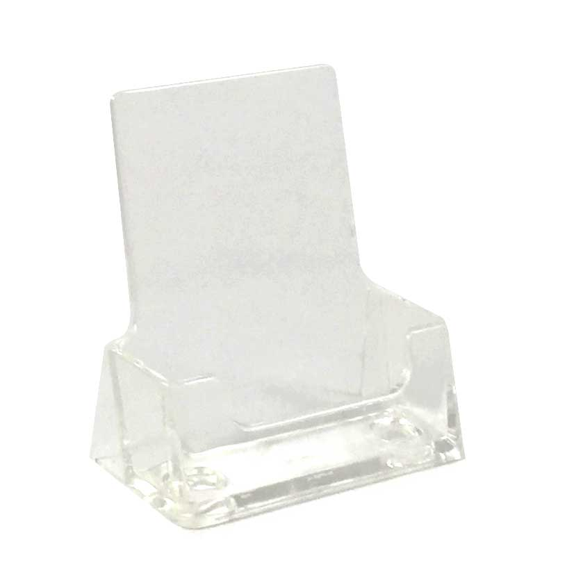 293065 Vertical Business Card Holder Retail Supplies By Wr