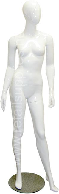 263183 - Glossy Kate Female Mannequin