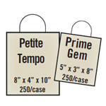 Express Pack Printed Shopping Bag Package - The ACCESSORY Store Package