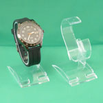 "264642 - 3-1/2""H Plastic Watch Holder with Stand - 2/pkg"