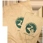 Small Run Custom Printed Bags - Flat Paper Bags